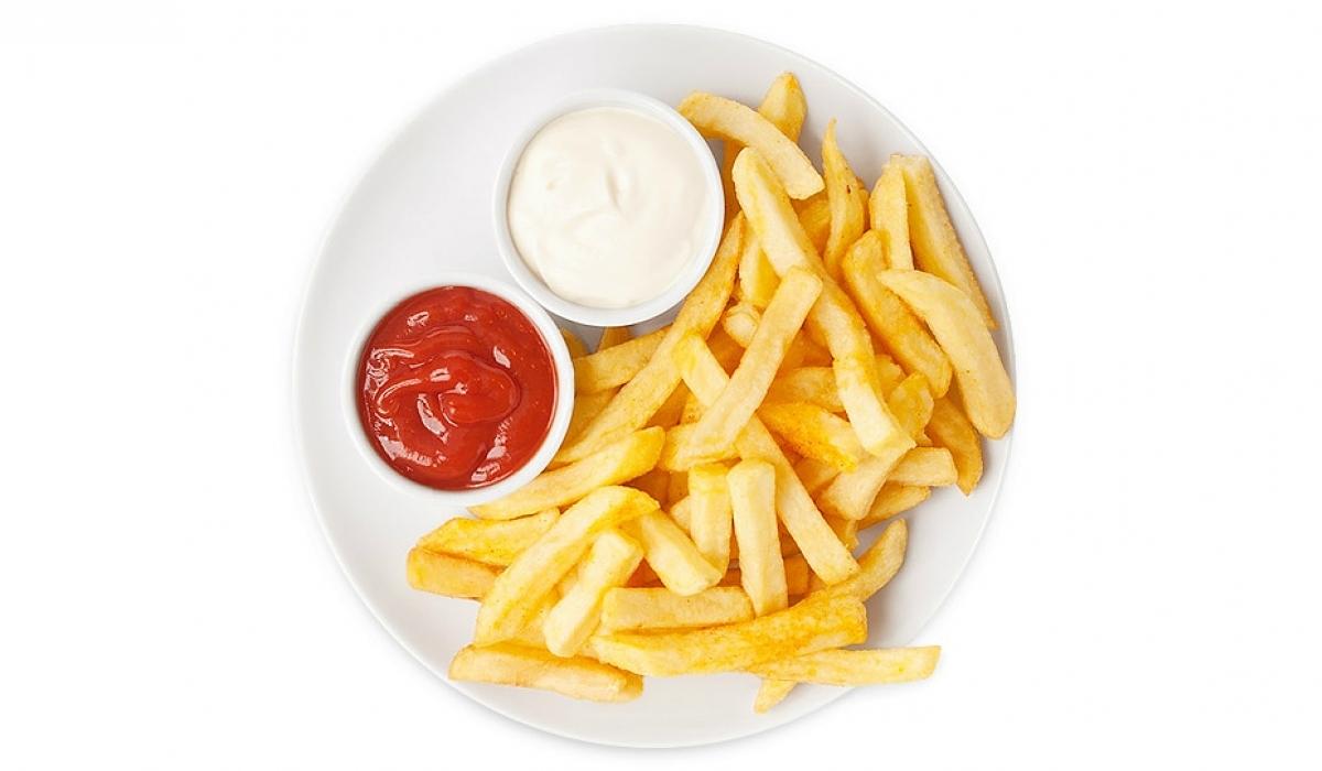 Картофель фри 120 г